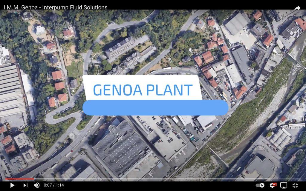 Video per I.M.M. HYDRAULICS SPA - Genova